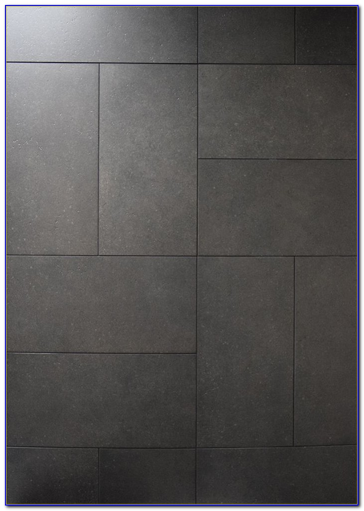 Dark Ceramic Floor Tile