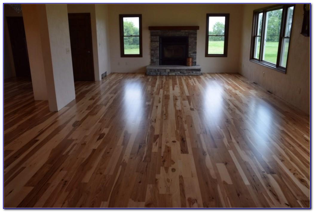 Dark Hickory Hardwood Flooring