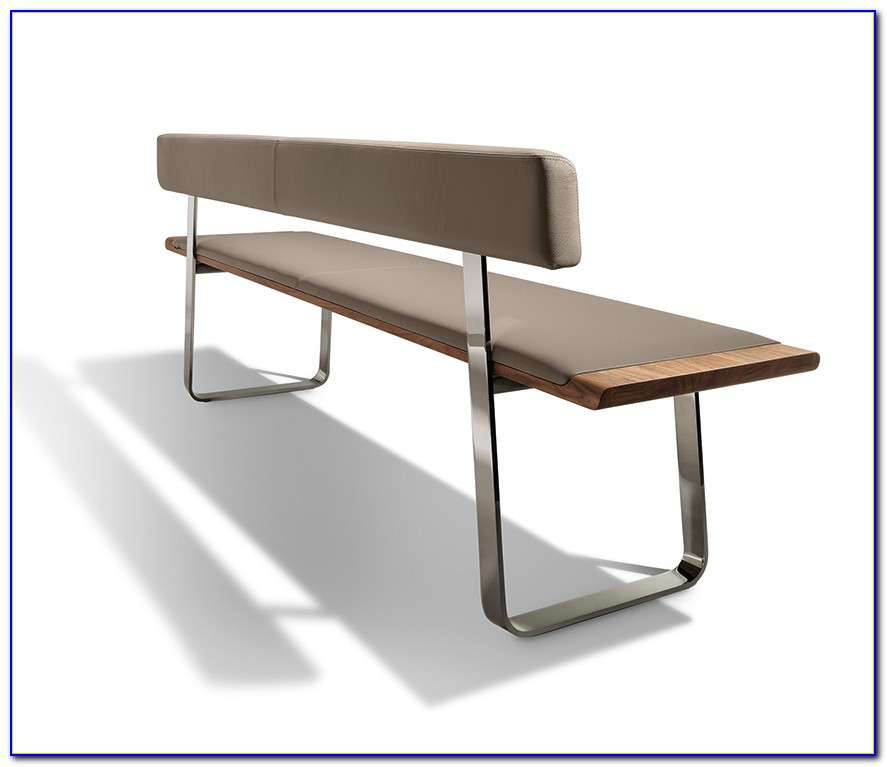 Dining Bench With Backrest Uk