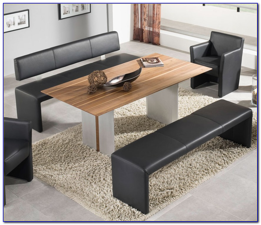Dining Furniture With Benches