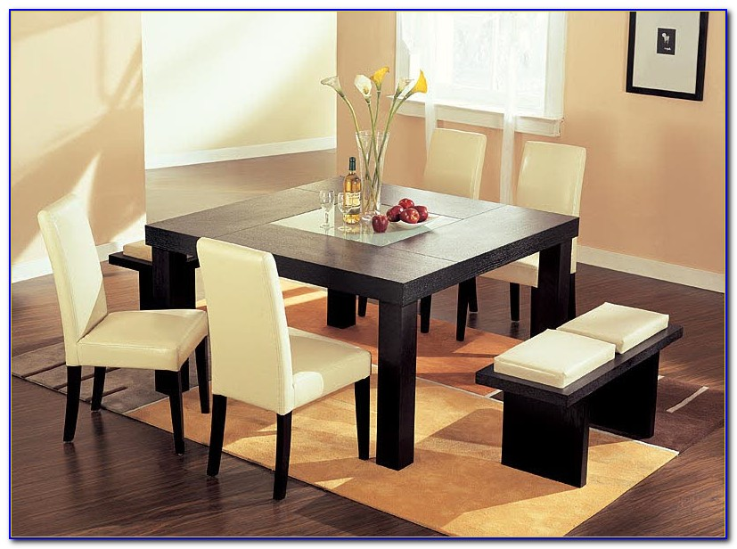 Dining Table Benches With Backs Uk