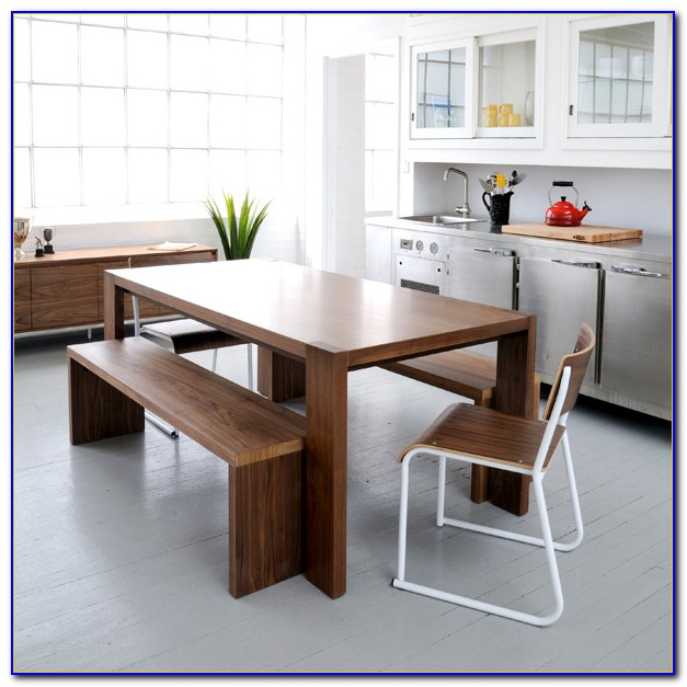 Dining Table With Bench Singapore