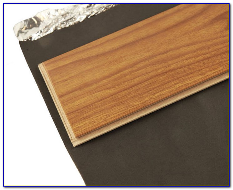 Do You Need Moisture Barrier Under Laminate Flooring
