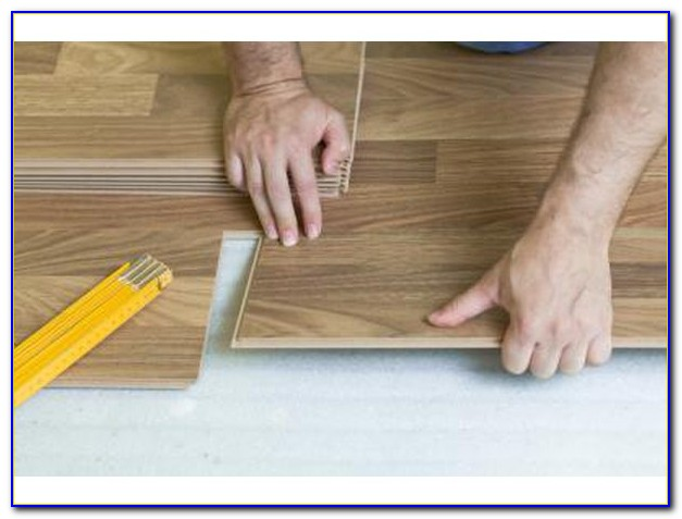 Easy Way To Cut Laminate Flooring