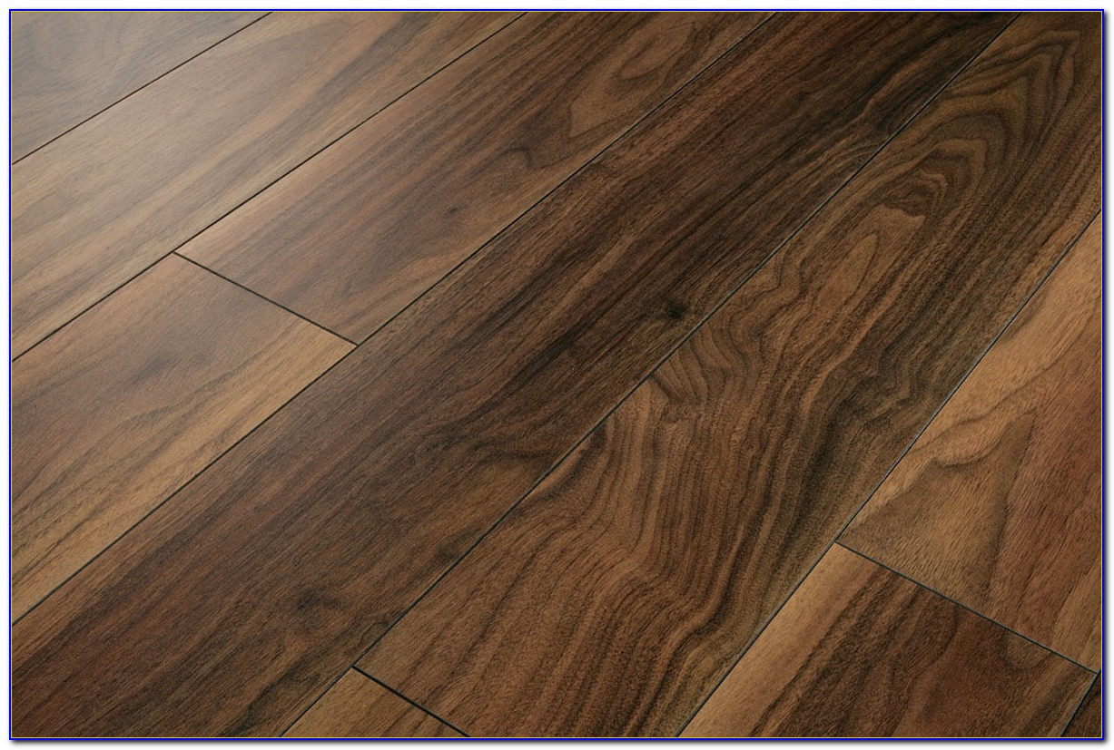 Elka Dark Walnut Laminate Flooring