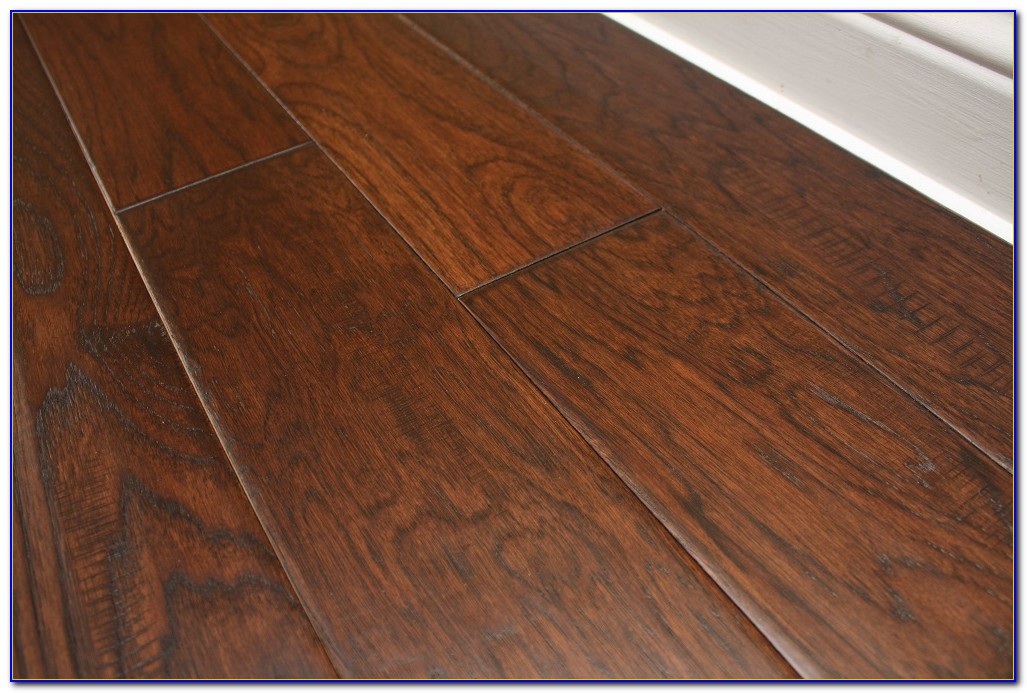 Engineered Hand Scraped Hardwood Flooring