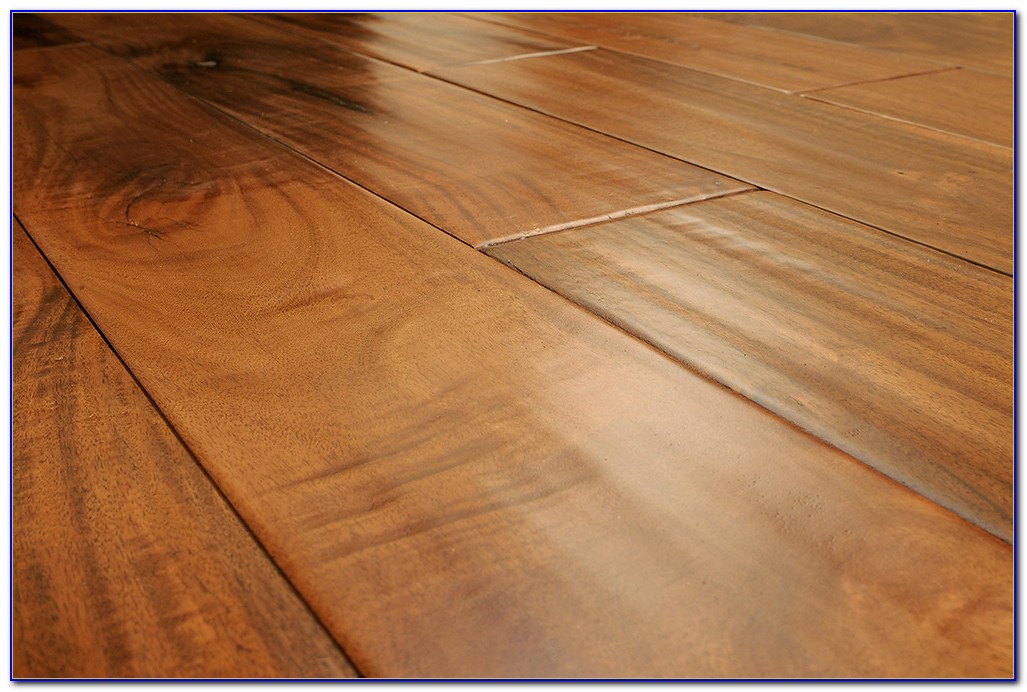 Engineered Hardwood Flooring Versus Hardwood
