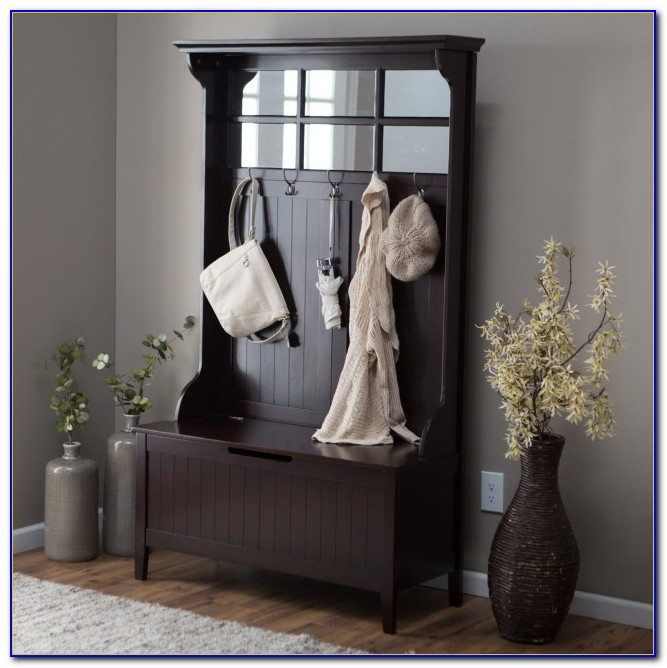 Entryway Bench And Coat Rack Canada
