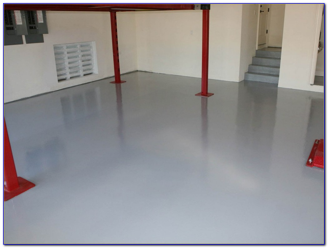 Epoxy Coating For Garage Floor