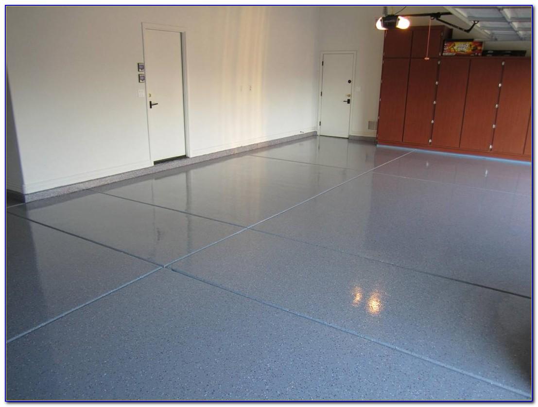 Epoxy Finish For Garage Floors