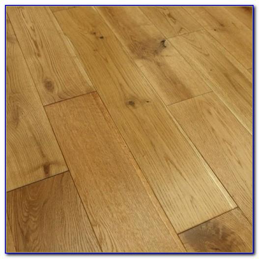 European White Oak Solid Flooring