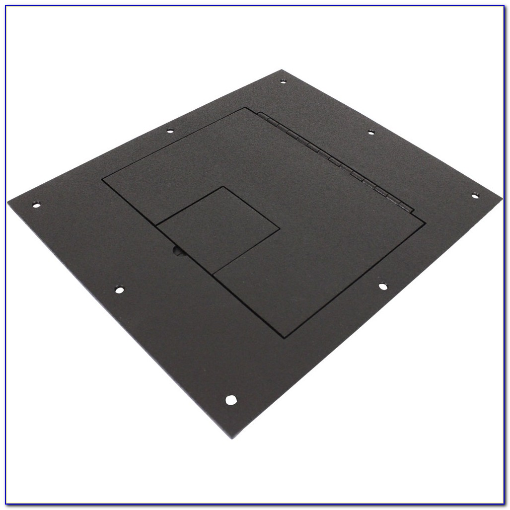 Fire Resistant Floor Boxes