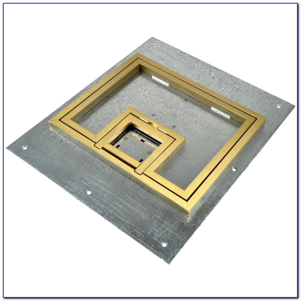 Fireproof Floor Boxes