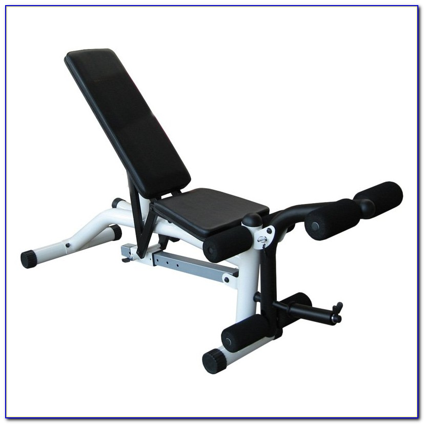 Fitness Gear Pro Utility Bench Youtube