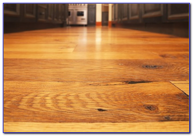Fix Wood Floor Deep Scratches