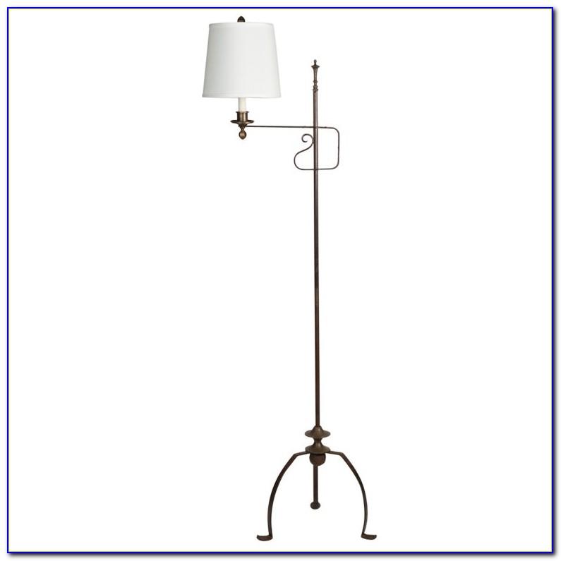 Floor Lamps Black Wrought Iron