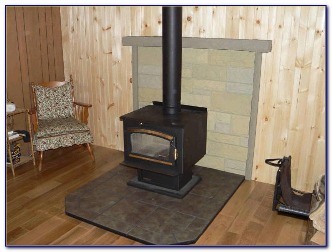 Floor Protection For Wood Stove
