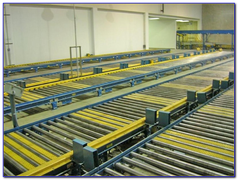 Floor Rollers For Pallets