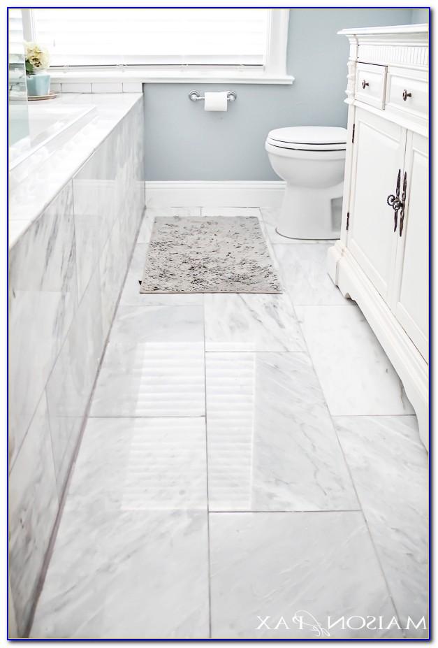 Floor Tile Ideas For Small Bathroom
