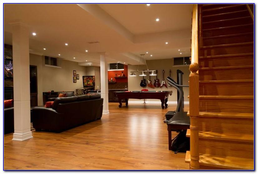 Flooring Ideas For Basement Bar