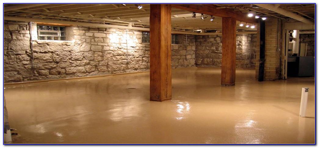 Flooring Ideas For Basement Bathroom