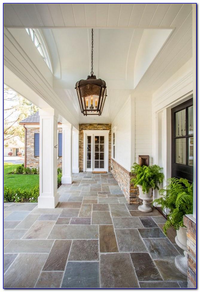 Front Porch Flooring Ideas Uk