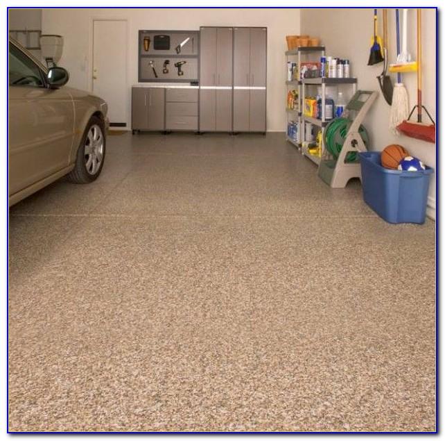 Garage Floor Coating Colors