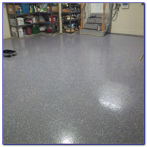 Garage Floor Coating Paint Chips