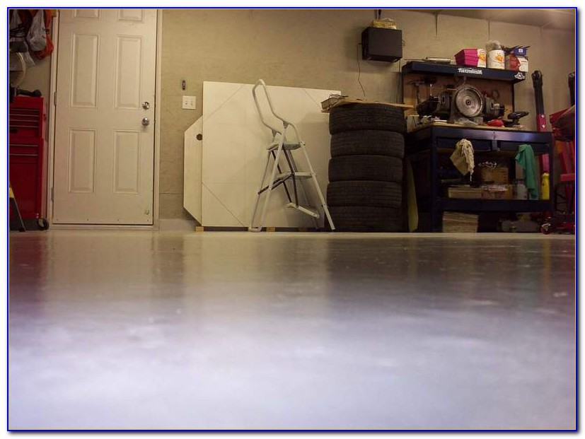 Garage Floor Coating Sherwin Williams