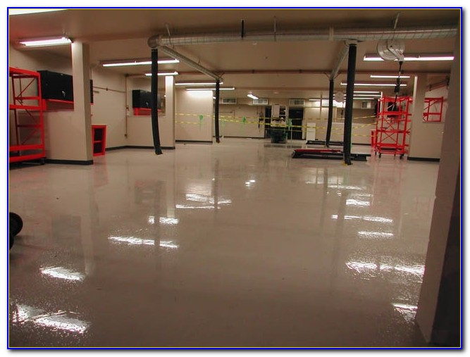 Garage Floor Epoxy Boston