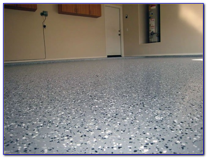 Garage Floor Epoxy Color Chips