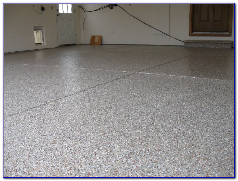 Garage Floor Epoxy Paint Colors