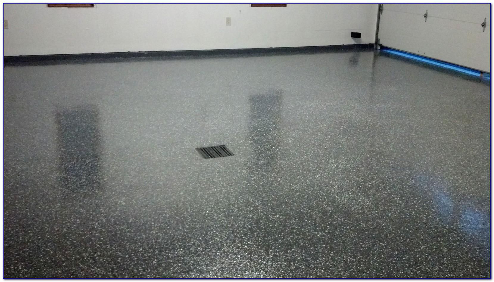 Garage Floor Paint Chips