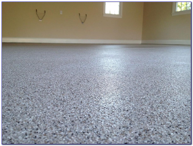 Garage Floor Paint Flakes Off