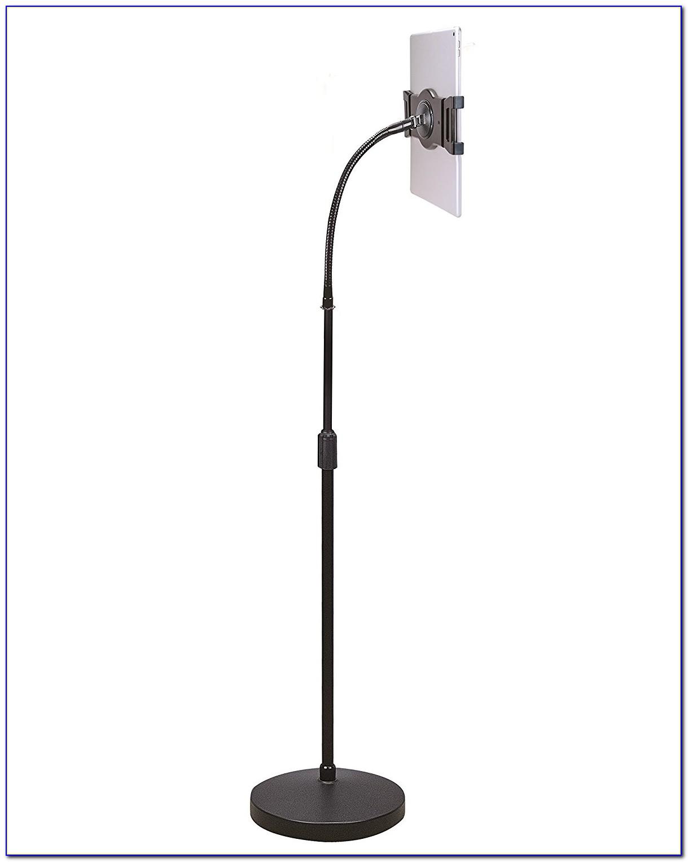 Gooseneck Floor Stand For Ipad Air