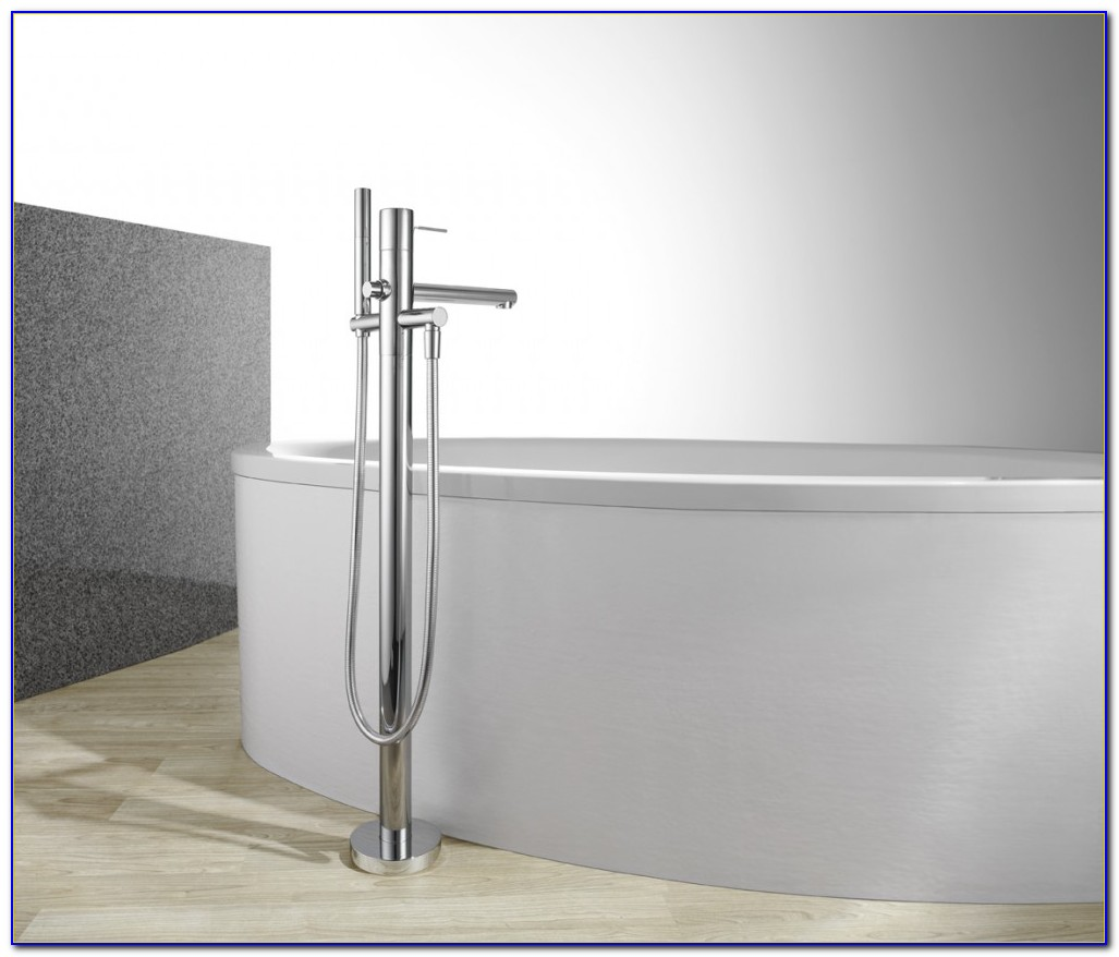 Grohe Tub Filler Floor Mount