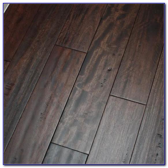 Hand Scraped Eucalyptus Flooring