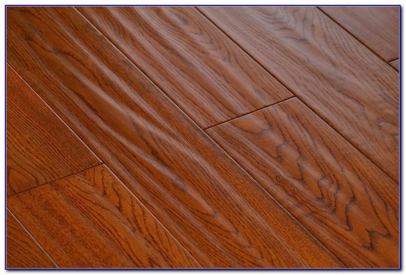 Hand Scraped Oak Flooring Click