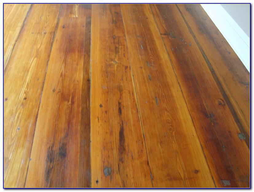 Heart Of Pine Flooring Durability