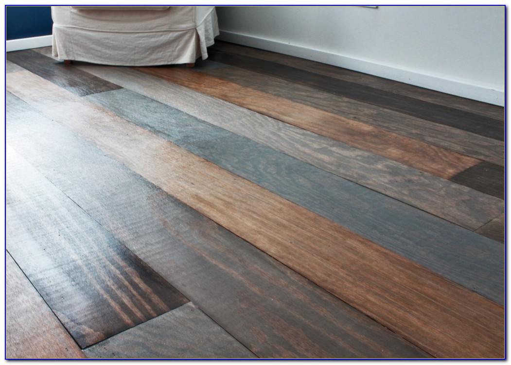How Long To Sand And Stain Hardwood Floors