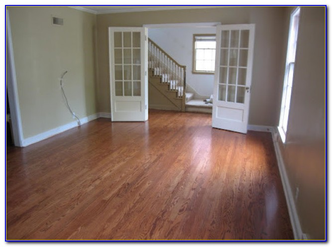 How To Sand And Refinish Hardwood Floors Yourself