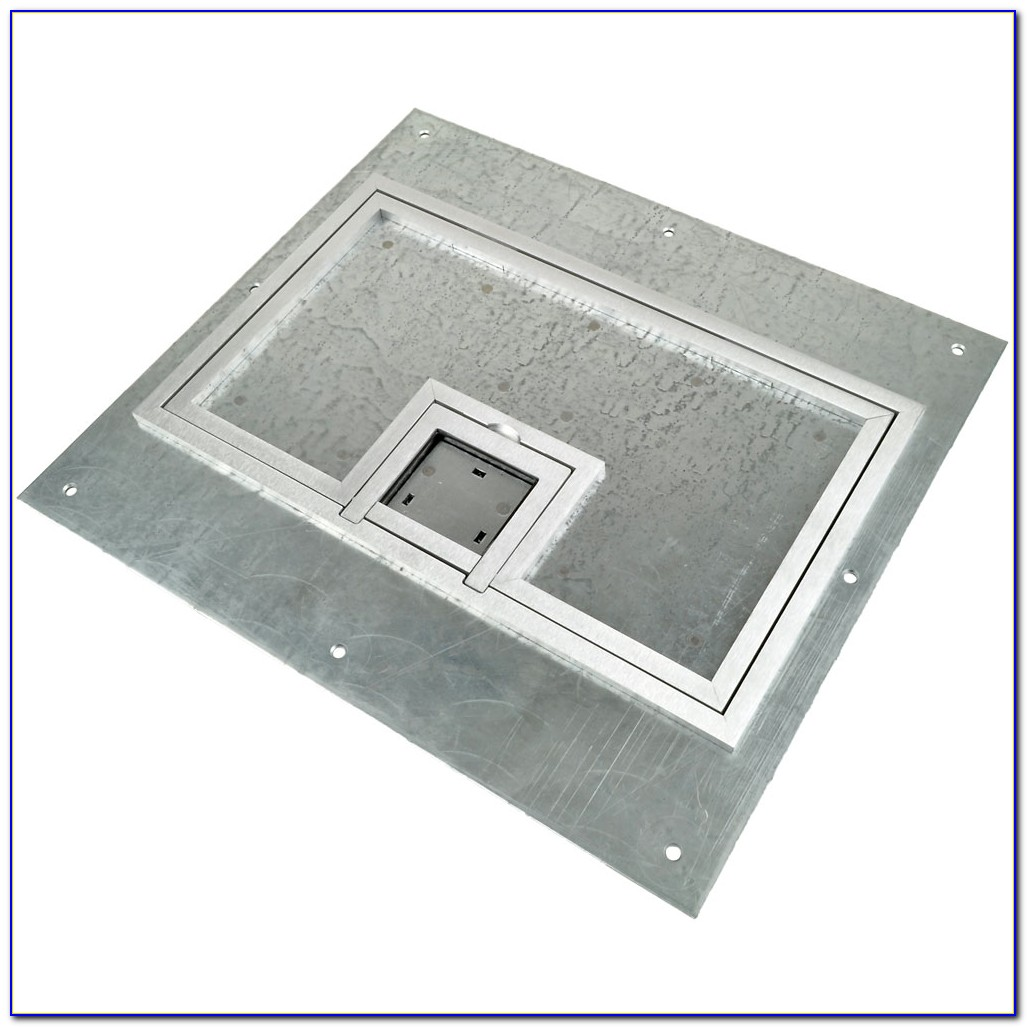 Hubbell Fire Rated Floor Boxes