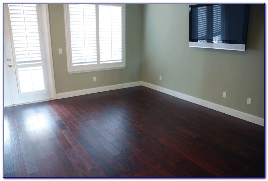 Install Glue Down Wood Flooring