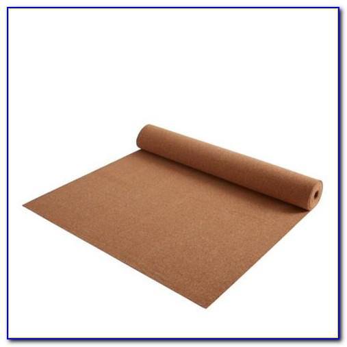 Installing Cork Underlayment For Laminate Flooring