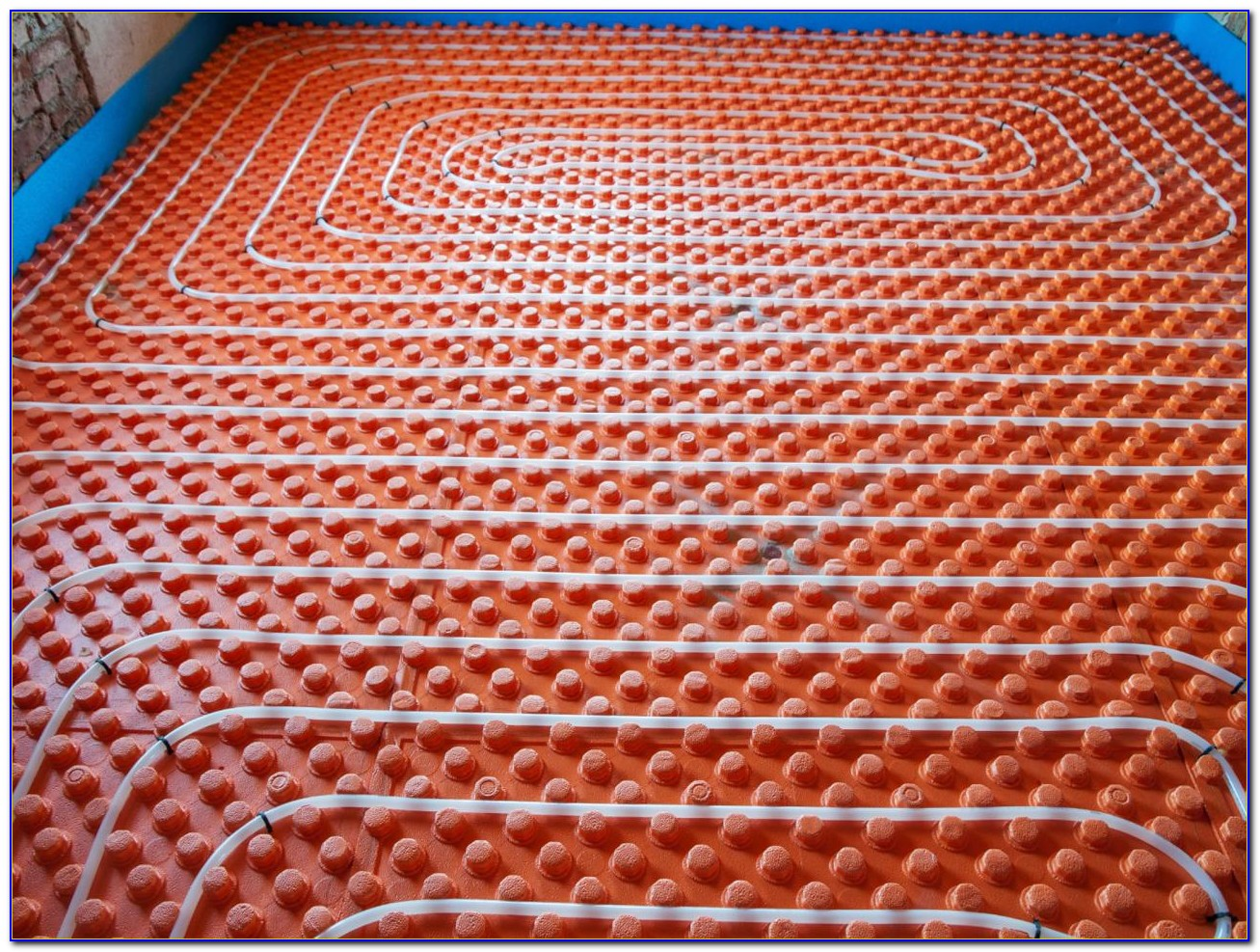 Installing Hydronic Radiant Floor Heating Systems