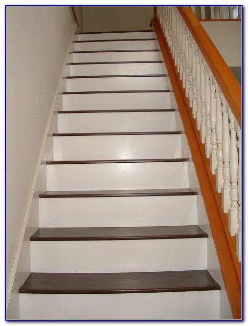 Installing Laminate Flooring On Open Stairs