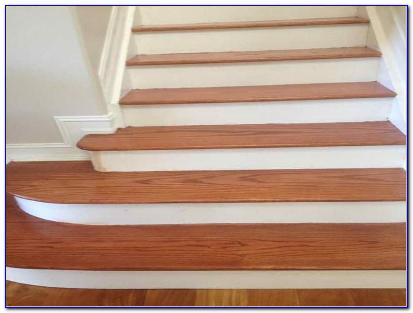 Installing Laminate Flooring On Stair Landing