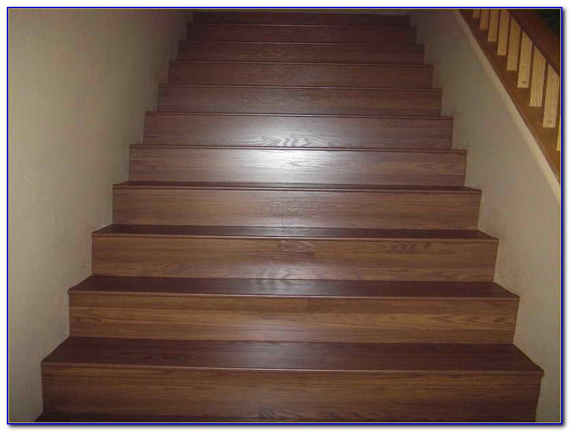 Installing Laminate Flooring On Stairs Instructions