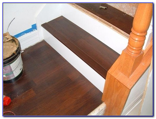 Installing Laminate Flooring On Stairs Video
