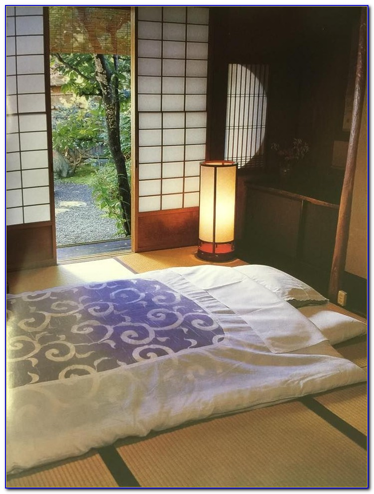 Japanese Floor Futon Mattresses Foldable Cushion Mats